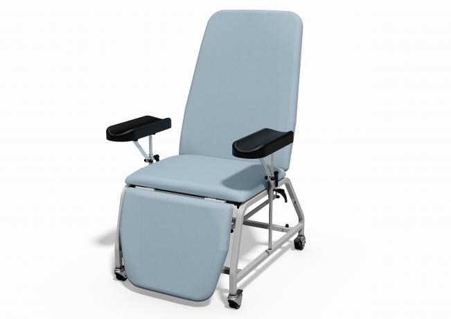 Astounding Model 113B Reclining Phlebotomy Chair Plinth Medical Ltd Theyellowbook Wood Chair Design Ideas Theyellowbookinfo
