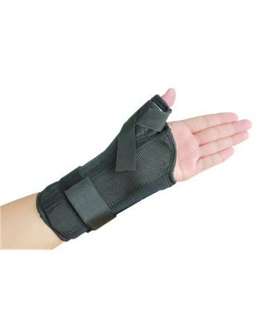 Composite Wrist Splint with Abducted Thumb | Shanghai Leison