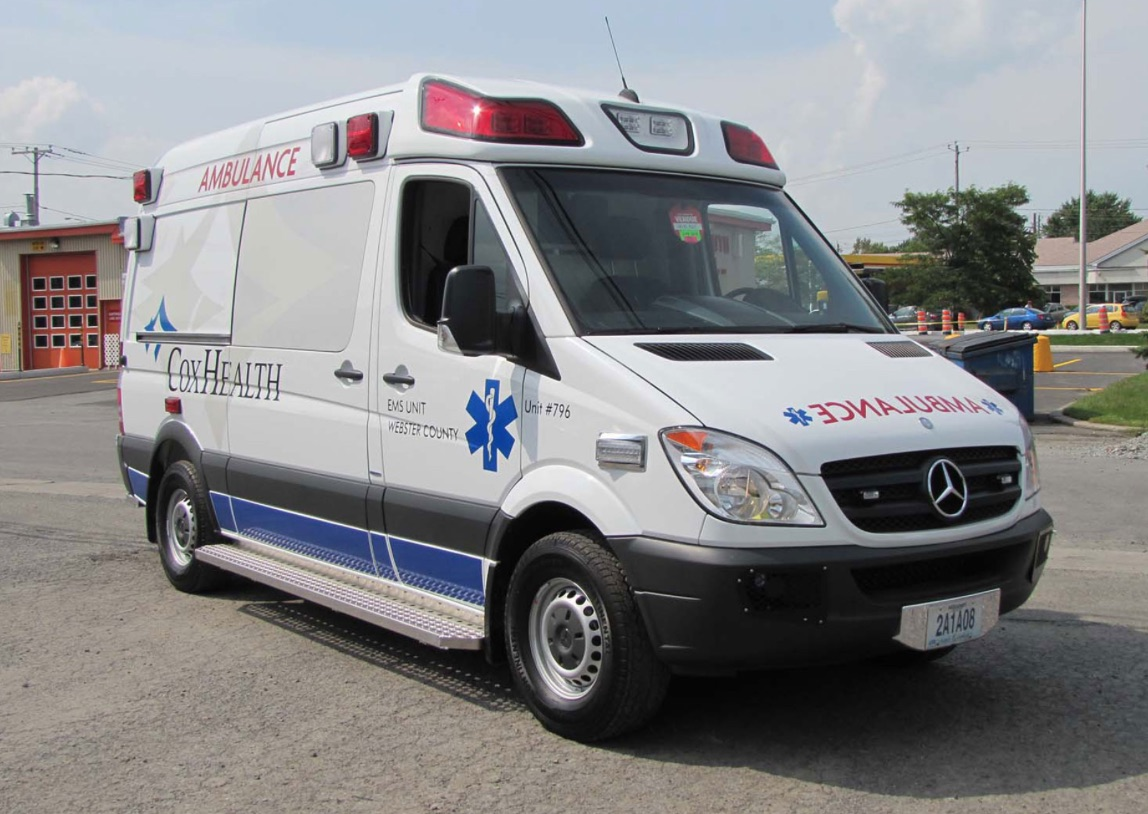 EX SPRINTER - TYPE 2 AMBULANCE MODELS | Demers Ambulances