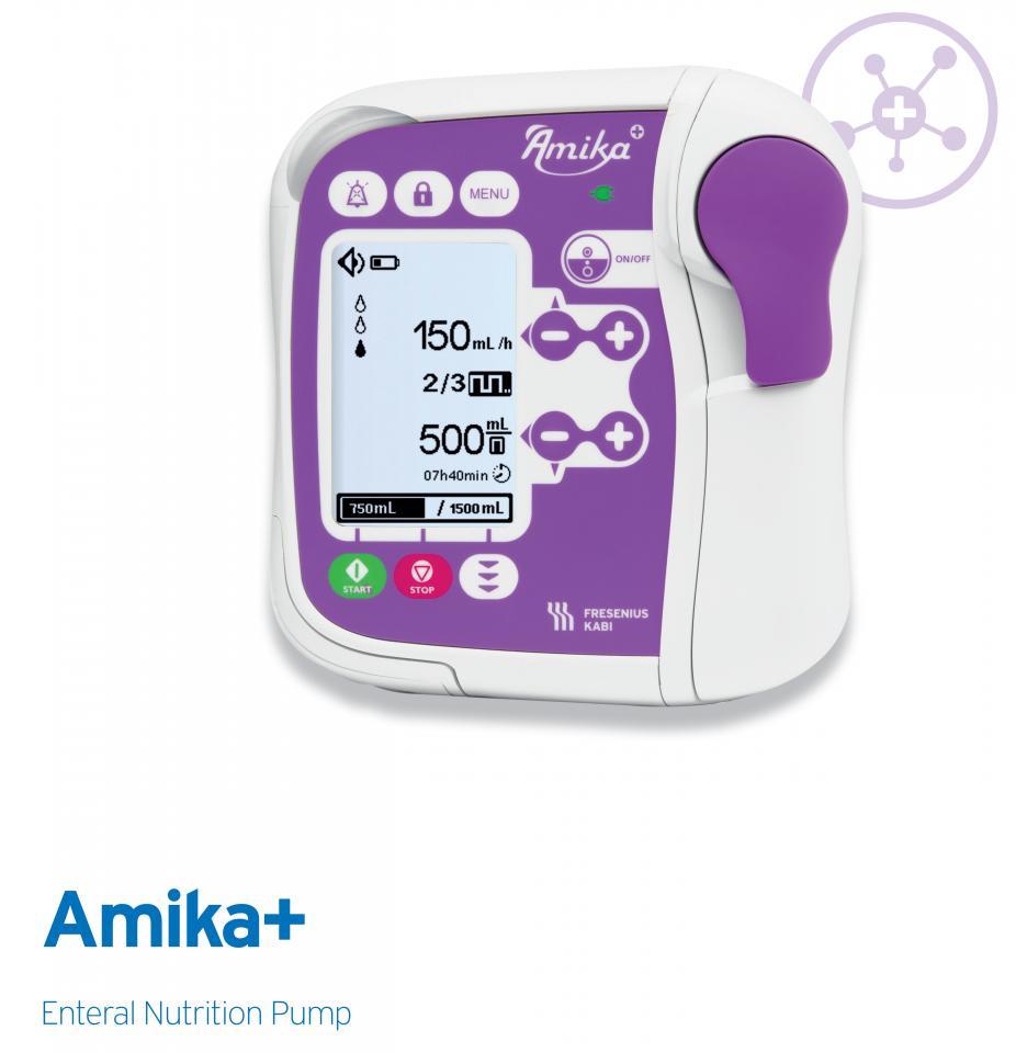 Amika Nutritionspump