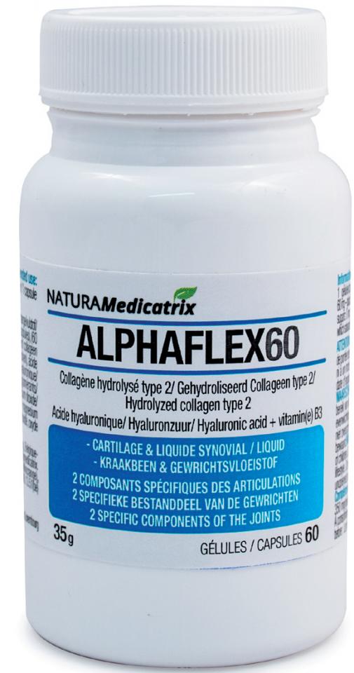 ALPHAFLEX60   NaturaMedicatrix