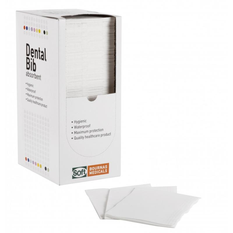 Dental bib White