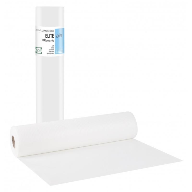Thermal lamination Paper + Pe - 68cm x 50m