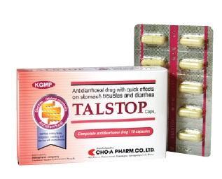 Talstop Cap