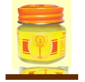 Golden Cup Balm (Glass Bottle)