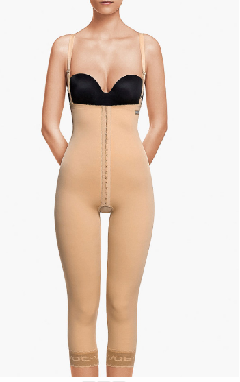 3009 · 3009-2 | GIRDLE WITH ABDOMINAL EXTENSION BELOW THE KNEE