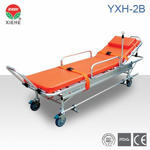Aluminum Alloy Ambulance Stretcher YXH-2B