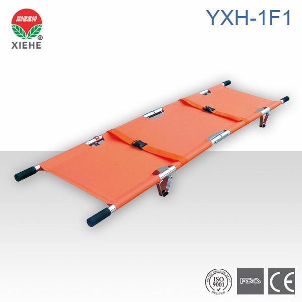 Aluminum Alloy Folding Stretcher YXH-1F1