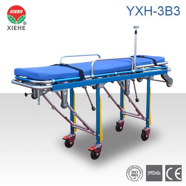 Automatic Loading Ambulance Stretcher YXH-3B3