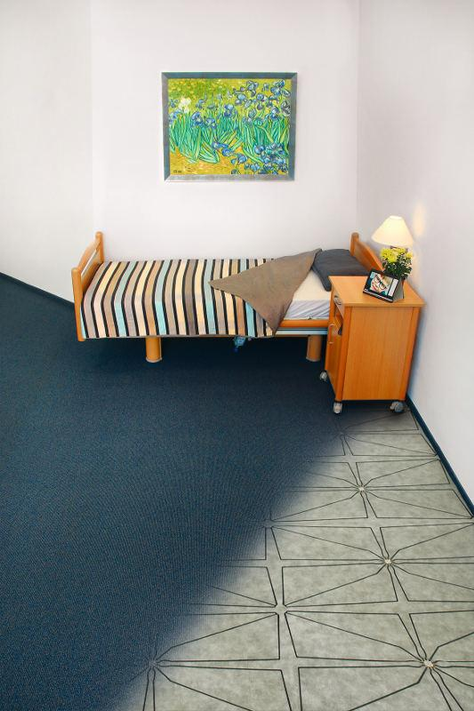 SensFloor® Care for healthcare and hospitals