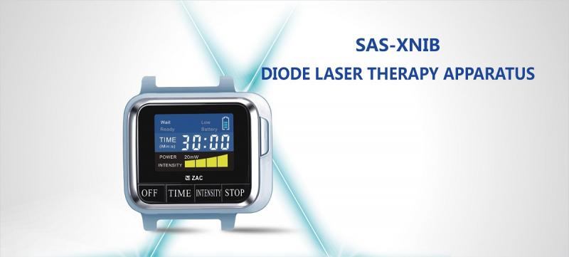 SAS-XNIB Diode laser therapy apparatus