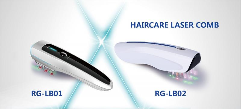 Hair care laser comb