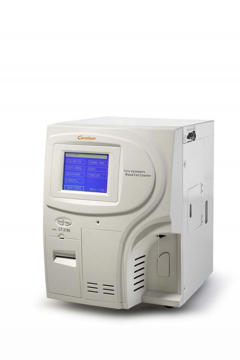 CT-3180 Fully Automatic Blood Cell Counter