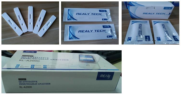 HP Rapid Test Kits