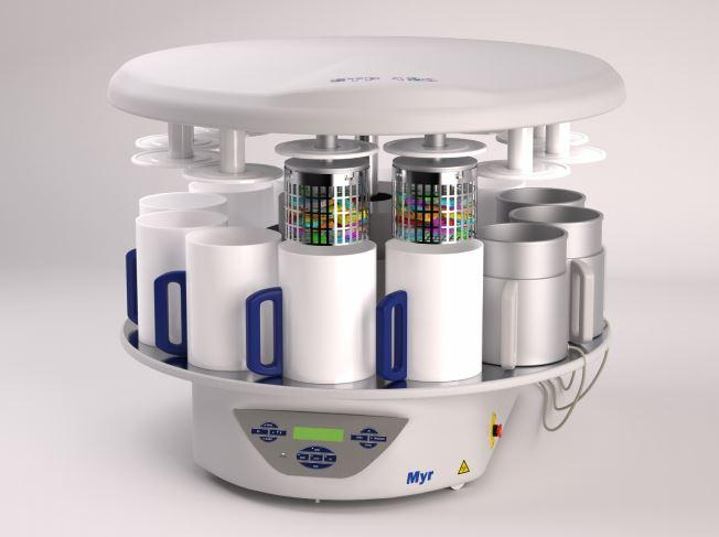 Spin Tissue Processor STP 120  for tissue infiltration