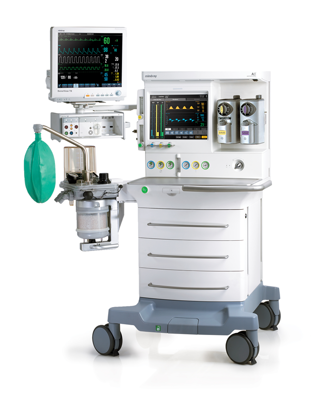 A5 Anesthesia systems