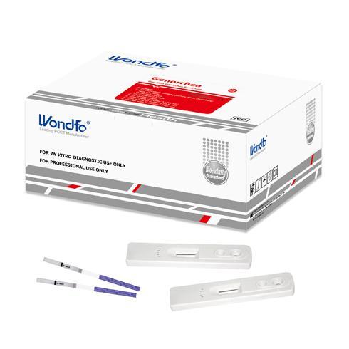 One Step Gonorrhea Test