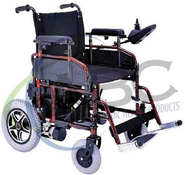 AL 08 21 Power Wheelchair