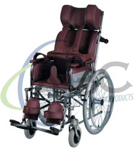 AL 08 20 Wheelchair With Specialities (Spastic)