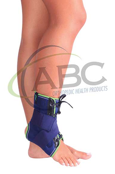 HB 5005 Bandaged and Supported Ankle Support