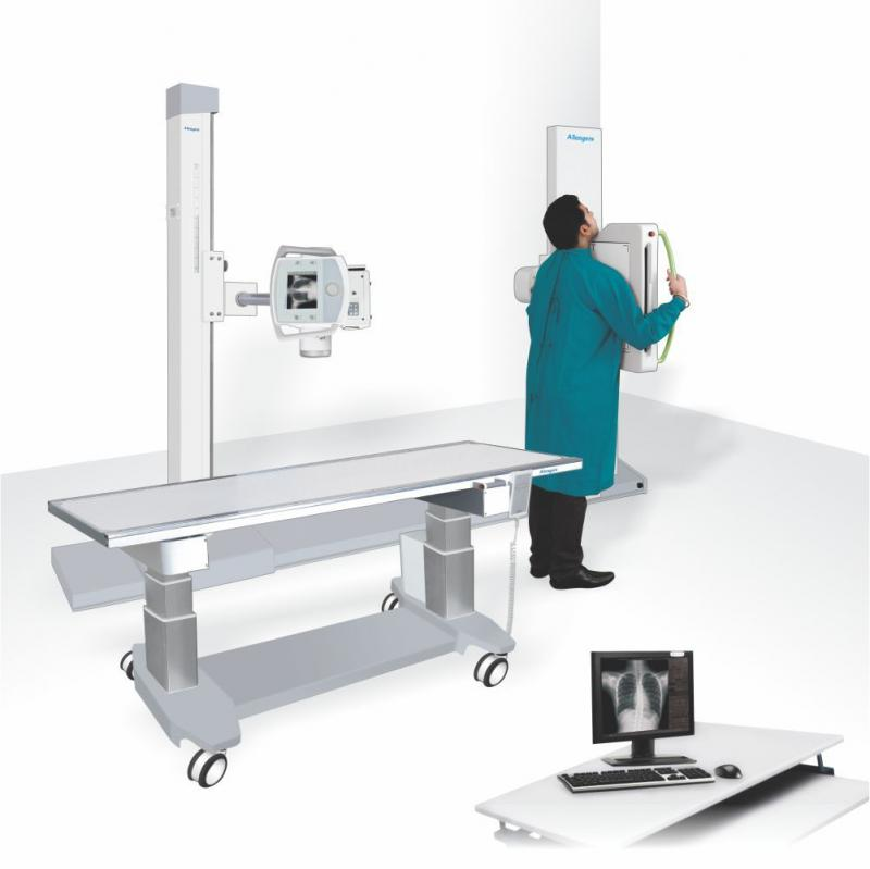 Allengers Digital X Ray Machine