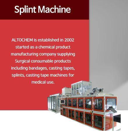 Splint Machine
