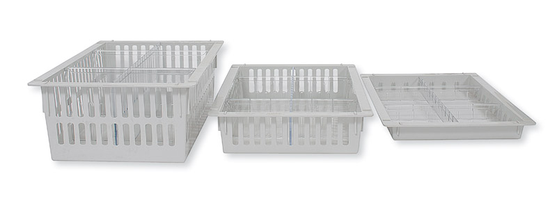 trays for modular system of transport and storage