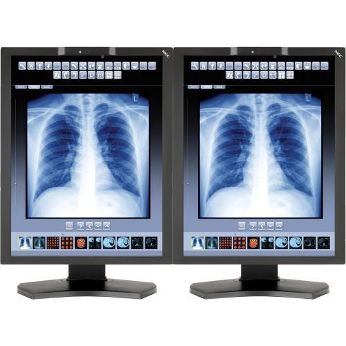 """21"""" Color 3-Megapixel LED-Backlit Medical Diagnostic Monitors"""