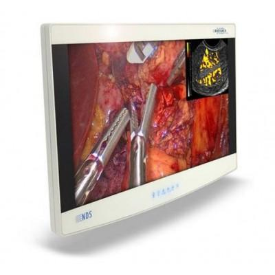 NDSsi Radiance 90R0077 G2 32 Inch LED Backlit Surgical LCD Display With Single Fiber