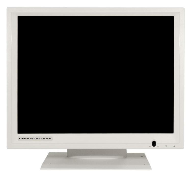 Chromamaxx 17CDYS2W 17 inch Color Flat Panel LCD Display