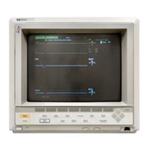 Hp M1092A 14 Inch Multi-Parameter Patient Monitor