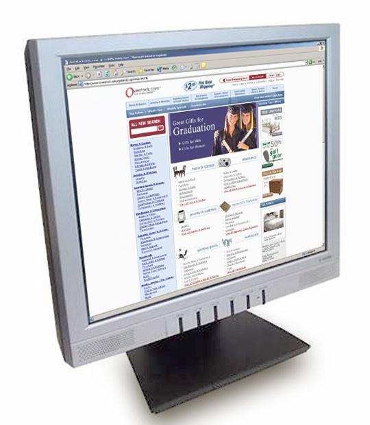 Iiyama 17NE1S (17NE1-S) 17 inch LCD Monitor