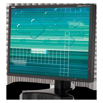 NEC LCD2190UXPBK (LCD2190UXP-BK) 21 Inch Color-Critical Desktop Monitor