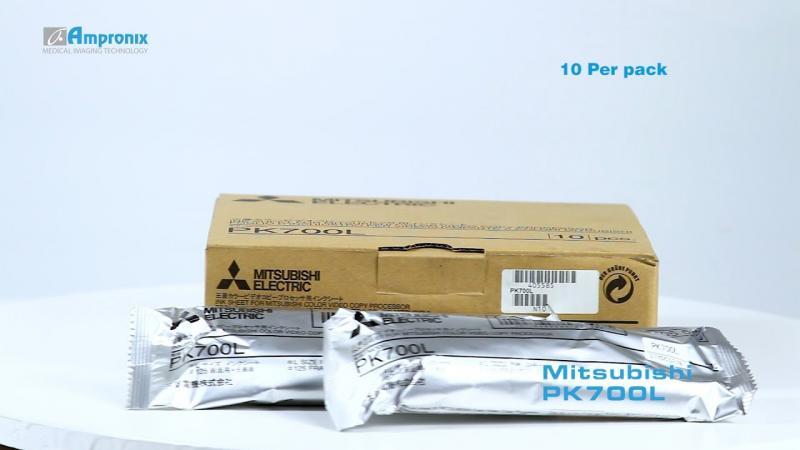 Mitsubishi PK700L (PK-700L) Media