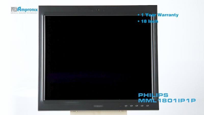 Philips MML1801IP1P (9919 320 50678) LCD Display