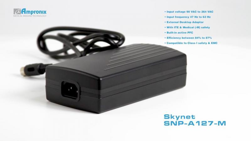 Skynet Electronic SNPA127M (SNP-A127-M) Power Supply 12V/9A