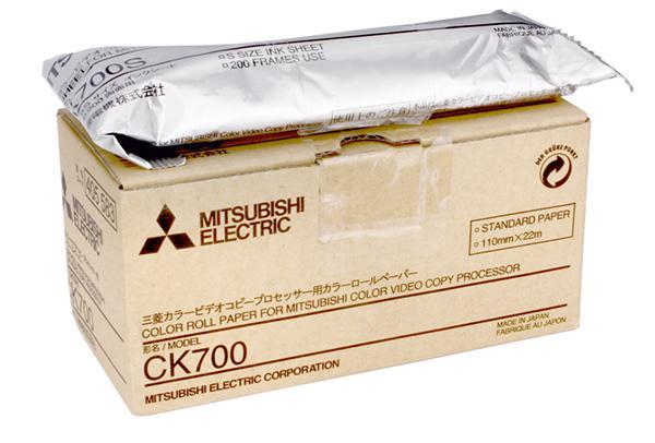 Mitsubishi CK700 (CK-700) Color Roll Paper