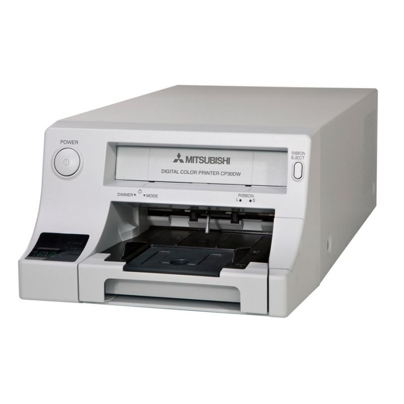 Mitsubishi CP30DW (CP-30DW) High Speed Digital Color Printer