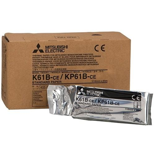 Mitsubishi K61B-CE / KP61B-CE Standard Thermal Paper