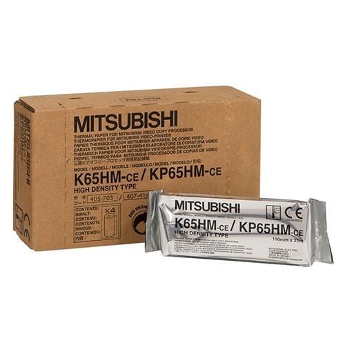 Mitsubishi K65HM-CE / KP65HM-CE High Density Thermal Paper