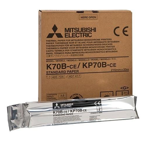 Mitsubishi K70B-CE/KP70B-CE Media