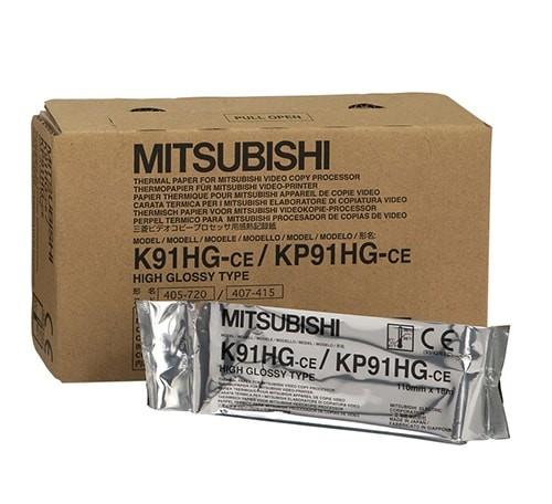 Mitsubishi K91HG / KP91HG High Glossy Thermal Paper