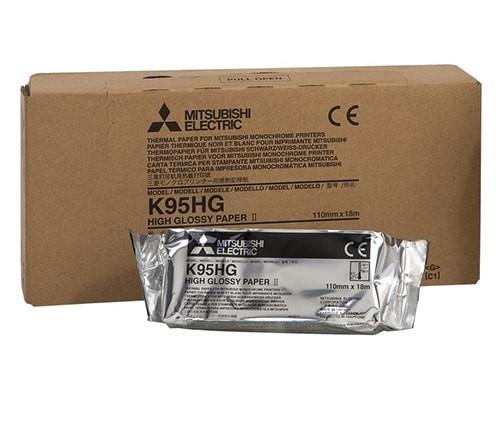 Mitsubishi K-95HG / KP95HG High Glossy Paper