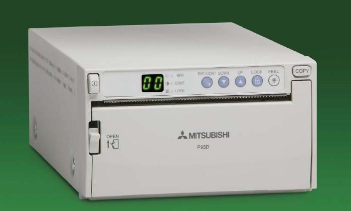 MITSUBISHI P93DW (P-93DW) B&W Video Printer