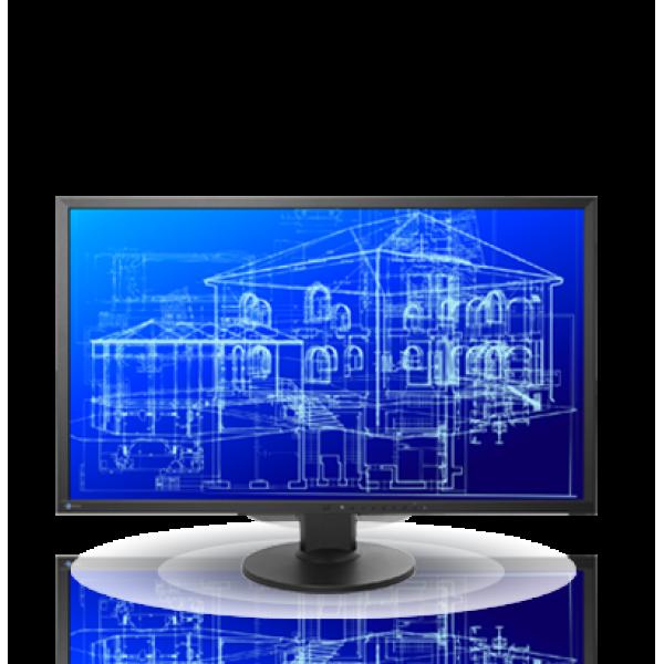 Eizo FlexScan EV3237FX-BK (EV3237FXBK) 31.5 Inch 4K UHD IPS LED LCD Monitor