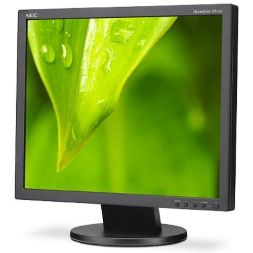 NEC AS193iBK (AS193i-BK) 19 inch LED-Backlit Desktop Monitor w/ IPS Panel