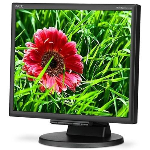NEC E171MBK (E171M-BK) 17 inch Desktop Monitor with LED Backlighting