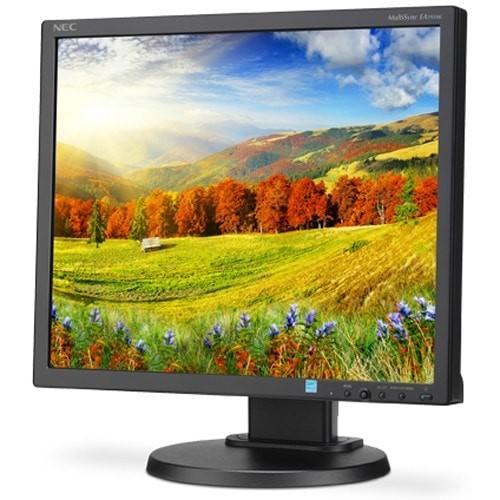 NEC EA193Mi-BK (EA193MiBK) 19 inch LED-backlit Desktop Monitor w/ IPS Panel and Integrated Speakers