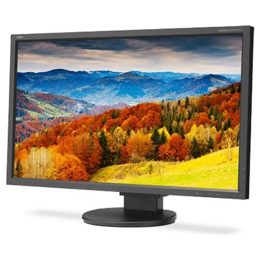 NEC EA273WMiBK (EA273WMi-BK) 27 inch Eco-Friendly Widescreen Desktop Monitor w/ IPS Panel