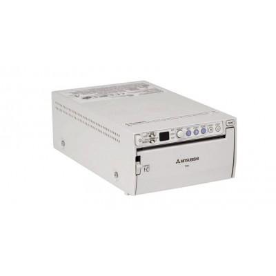 Mitsubishi P91W (P-91W) A6 Digital Monochrome Thermal Printer